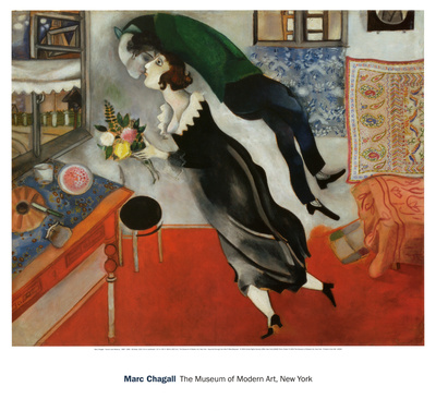 On God and Art- Marc Chagall Quote: