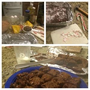 Chocolate Chip Mocha Brownies