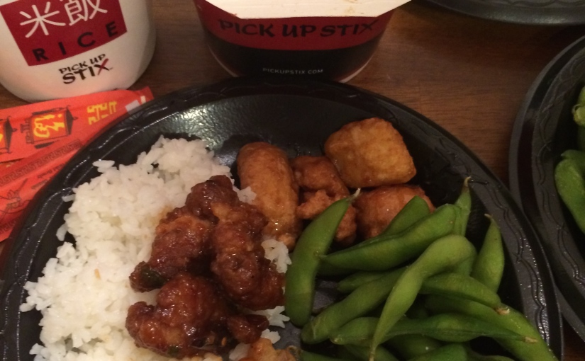 Orange Chicken Showdown