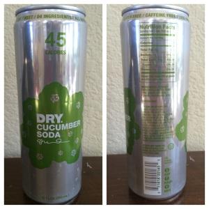 Dry Cucumber Soda...