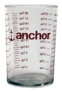 Anchor Hocking 5 oz. Measuring Glass (Amazon has them, click the photo to go to Amazon)