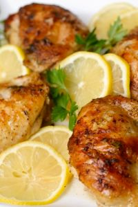Lemon Chicken photo from Annie's-Eats.com (click to link)