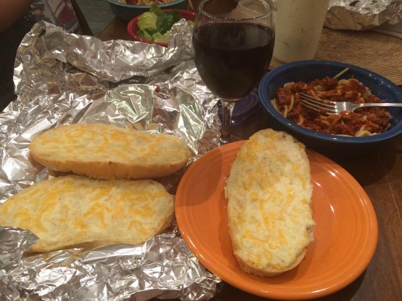 Recreating the Best Garlic Cheese BreadEver!