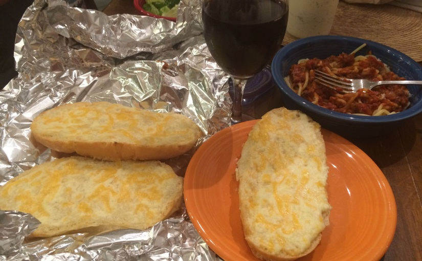 Recreating the Best Garlic Cheese Bread Ever!