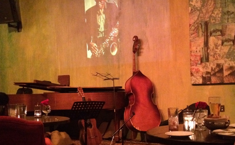 Jazz Bar Again… Only Took about 30 Years