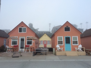 Robert's Cottages are available to rent on a weekly or monthly basis... details found here: