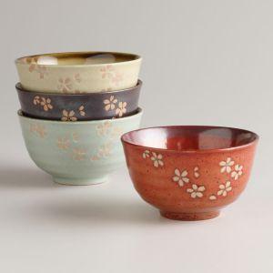 Fuji Blossom Dinnerware from Cost Plus World Market
