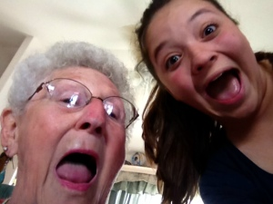 The Great Gramma and The Girl