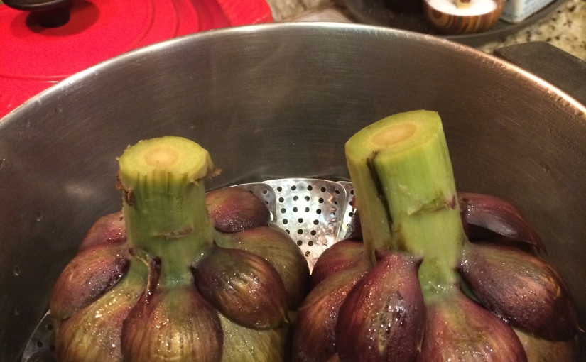 Purple Artichokes? Interesting, but How Do They Taste?