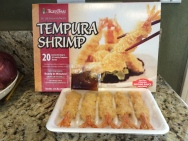 Tiger Thai brand Tempura Shrimp