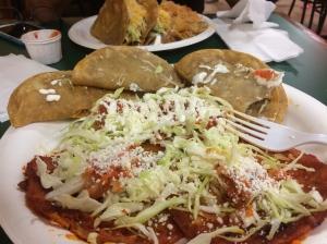 Antojitos from El Ranchito