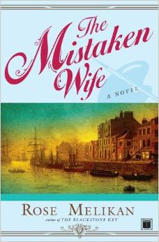 "March Read: ""The Mistaken Wife""- finished!"
