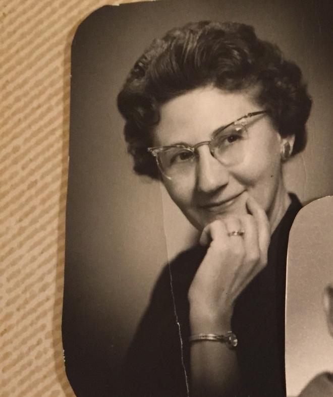 Betty Gene Lamison February 1917- April 2015