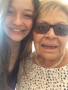 The Girl and her Grandma