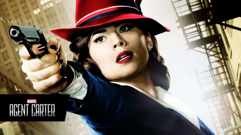 """Shhh… don't tell the 14-Year-Old Boys I'm Watching Marvel's """"AgentCarter"""""""