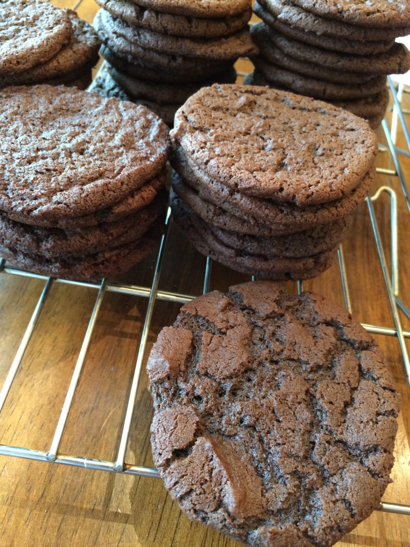 Chocolate Wafer Cookie Recipe- Yes, You CAN Make These Yourself, and THE BEST Ice Cream Sandwich, too!