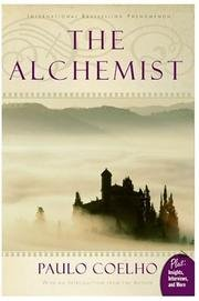 "Click for the Amazon link to ""The Alchemist"" by Paulo Coelho"