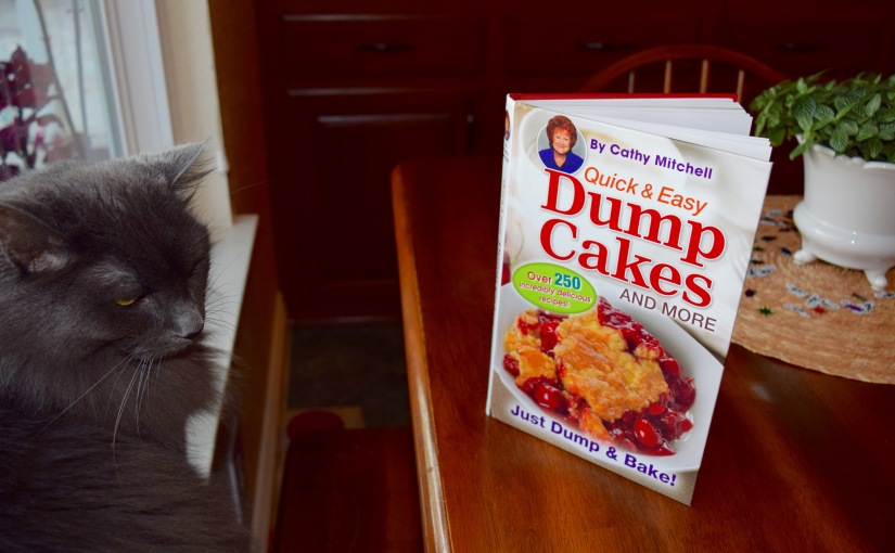 Let's See If That Dump Cake Recipe Book Really Delivers…