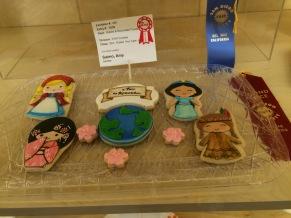 International Cookie Dolls!