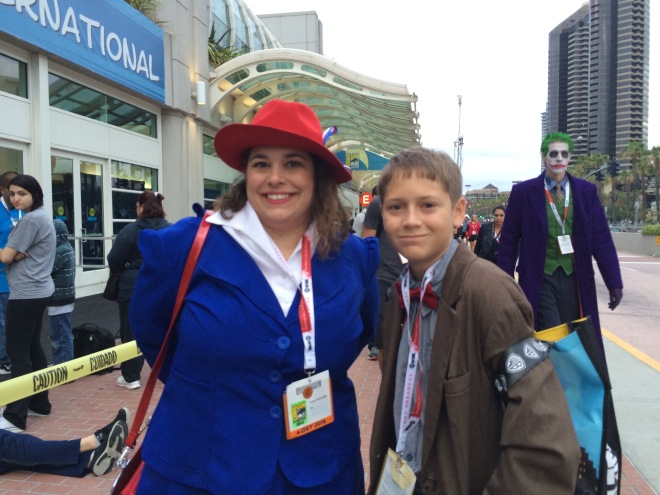 Agent Carter and a Doctor #11 (or #12- that should start a great discussion!)