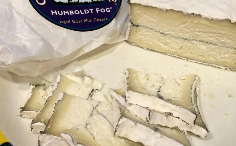 "Holy Yum Cheese Tasting- Cypress Grove Chèvre ""HumboldtFog"""