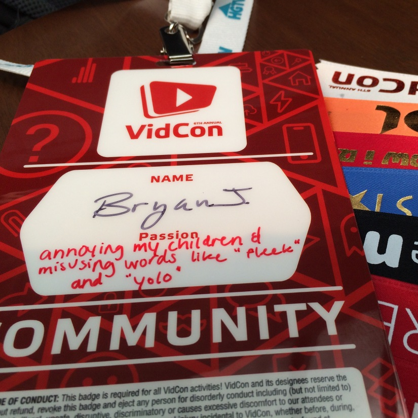 Thanks VidCon for the Winning Weekend…