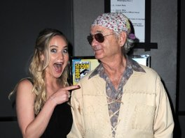 From IMDB. Jennifer Lawrence likes Bill Murray