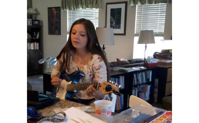 Paying Forward- Sharing Guitars and the Love ofMusic
