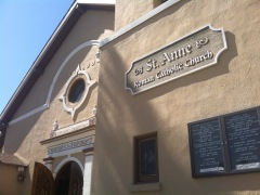 Saint Anne's Catholic Church, San Diego