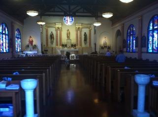 Inside St. Anne's