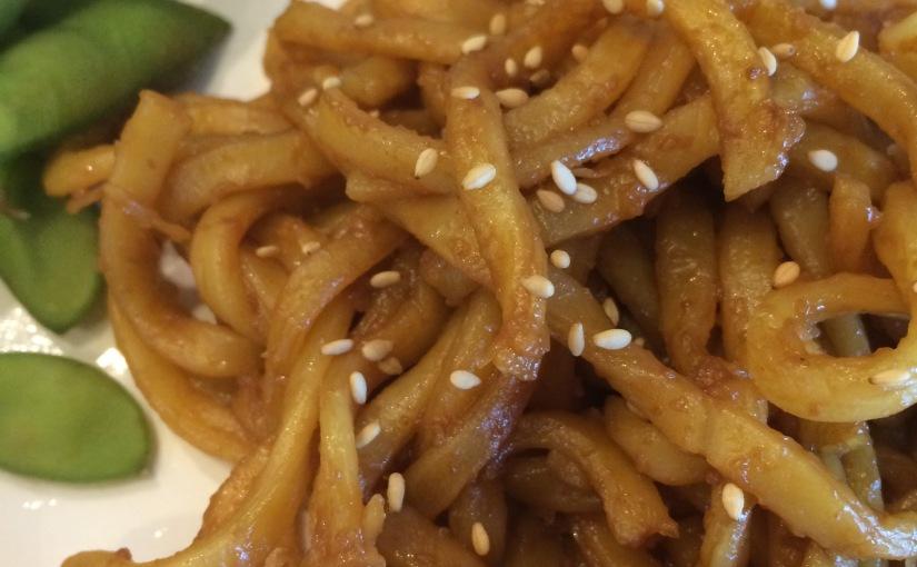 Yaki Soba! (Raiding the Japanese Market Frozen FoodSection)