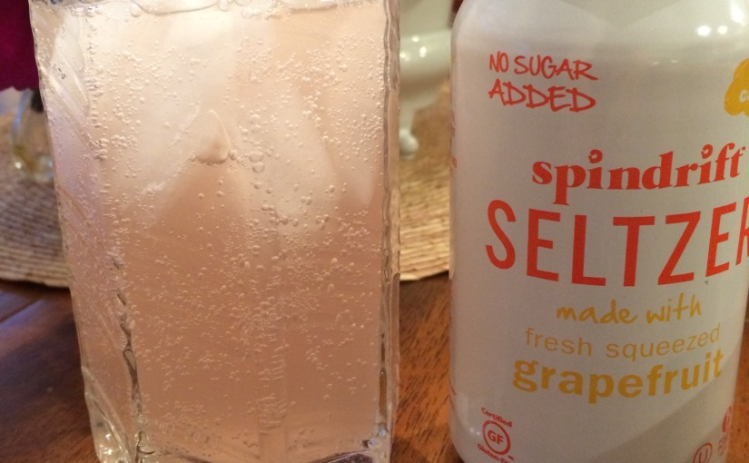 15 Calories, No Sugar, AND it STILL Tastes Great… Spindrift Fruit Seltzers