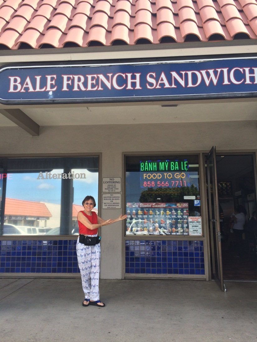 Bale French Sandwiches… FINALLY- We Hit a Vietnamese French Sandwich Shop!