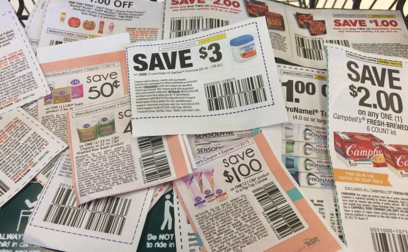 Photo Bombing… Yarn Bombing… Now Here's COUPON BOMBING