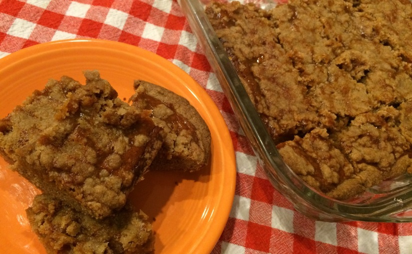 Pumpkin Season!!!! I'm Way Ahead of You All… and a Pumpkin Bar Dessert Recipe to Share