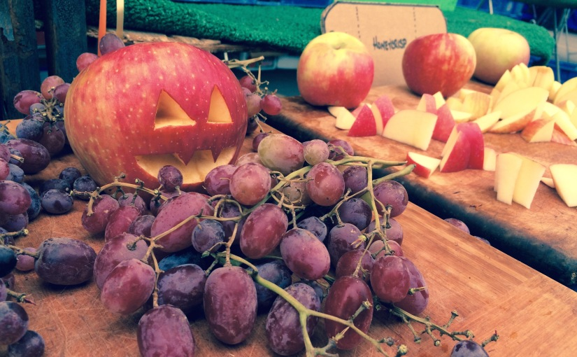 Sunday's Farmers Market- LaJolla