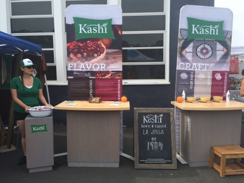 Did you know that Kashi foods started in La Jolla?