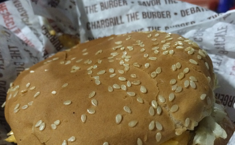 Friday Night Football and Food-to-Go… The Habit Burger GrillReview