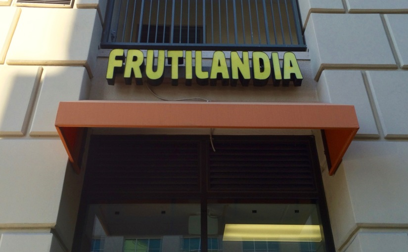 Girls' Day Out #2- Frutilandia andmore!
