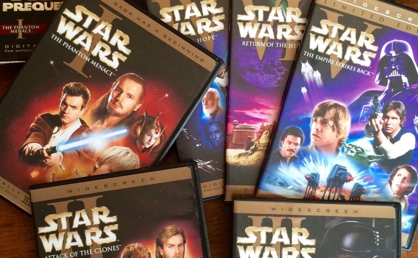 Star Wars- Listening Doesn'tCount